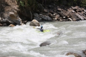 babu in the rapids